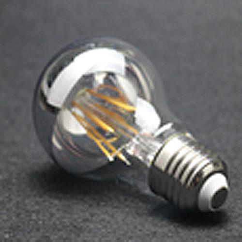 led filament kopfspiegellampe 6 watt. Black Bedroom Furniture Sets. Home Design Ideas